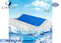 Bed private label memory foam Cooling Gel Pillow pad Neck Support