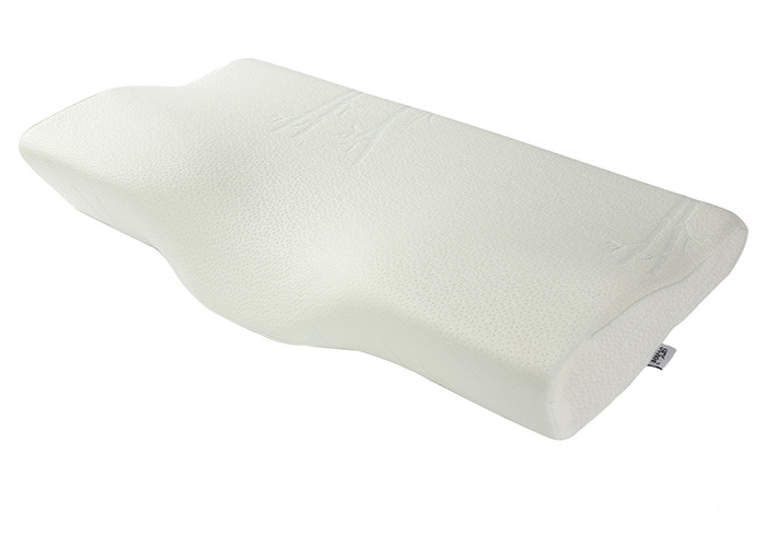 Customized Butterfly Shape Contour Memory Foam Pillow Bed Sleeping OEM & ODM
